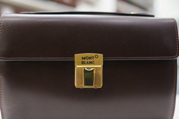 Clutch nam khóa số Montblanc